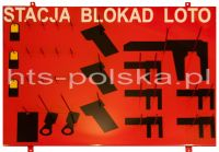 Tablica Lockout zgodna z 5S