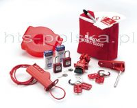 """Small adjustable Lockout Kit"""