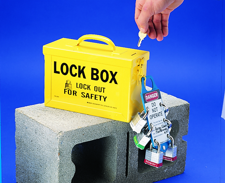 Loto Safety: The 6 Steps of Lockout/Tagout